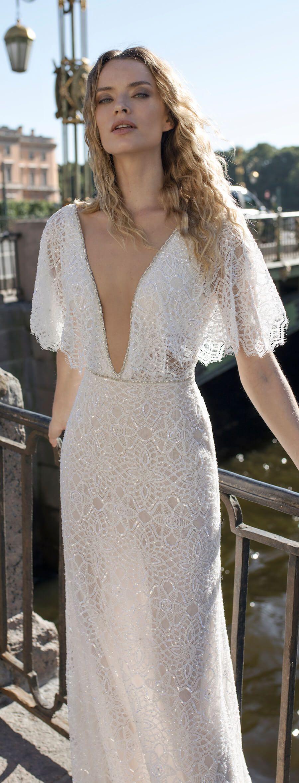 Lian Rokman 2018 | Vestidos de novia, De novia y Novios