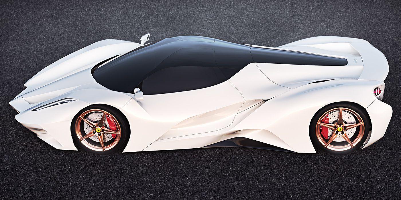 Ferrari Concept 2 On Behance