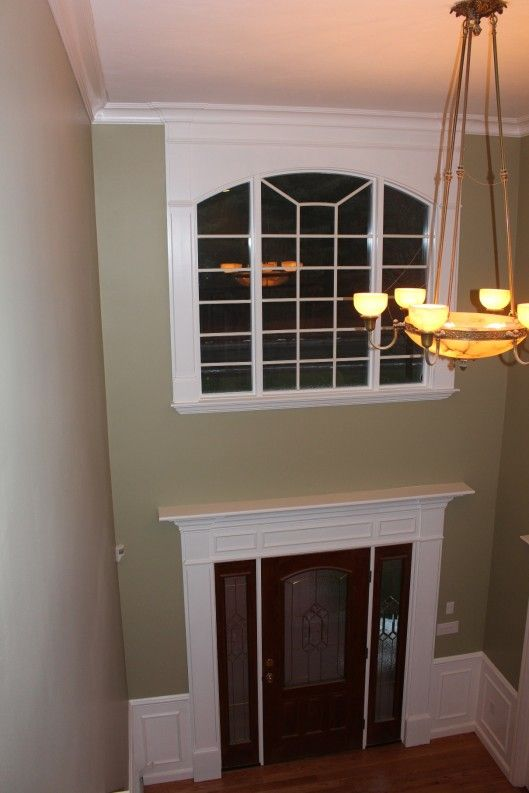 Foyer Window Quest : Front entry upper foyer window pinterest