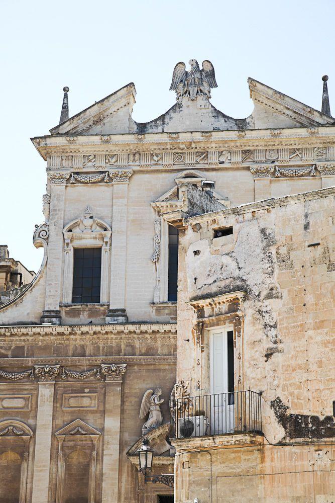 Lecce, Salento, Apulien, Puglia, Barock, Kirchen
