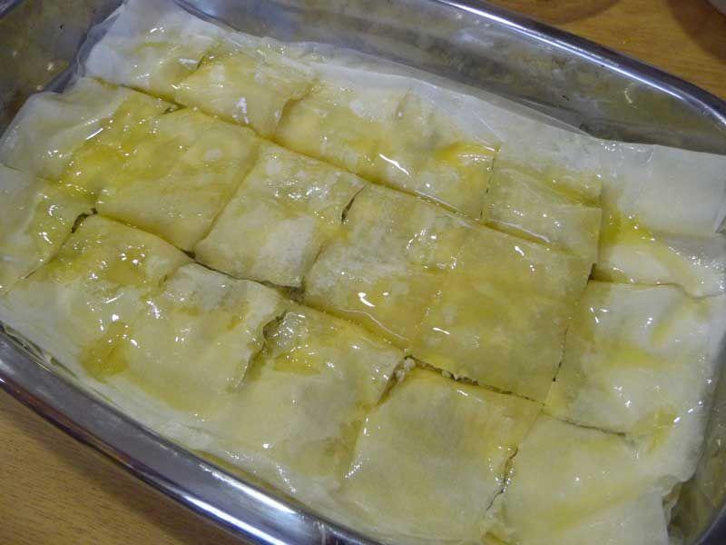 Hacer crostada griega con Thermomix