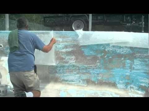 Fiberglass Pool Refinishing - Accent Fiberglass Services - YouTube ...