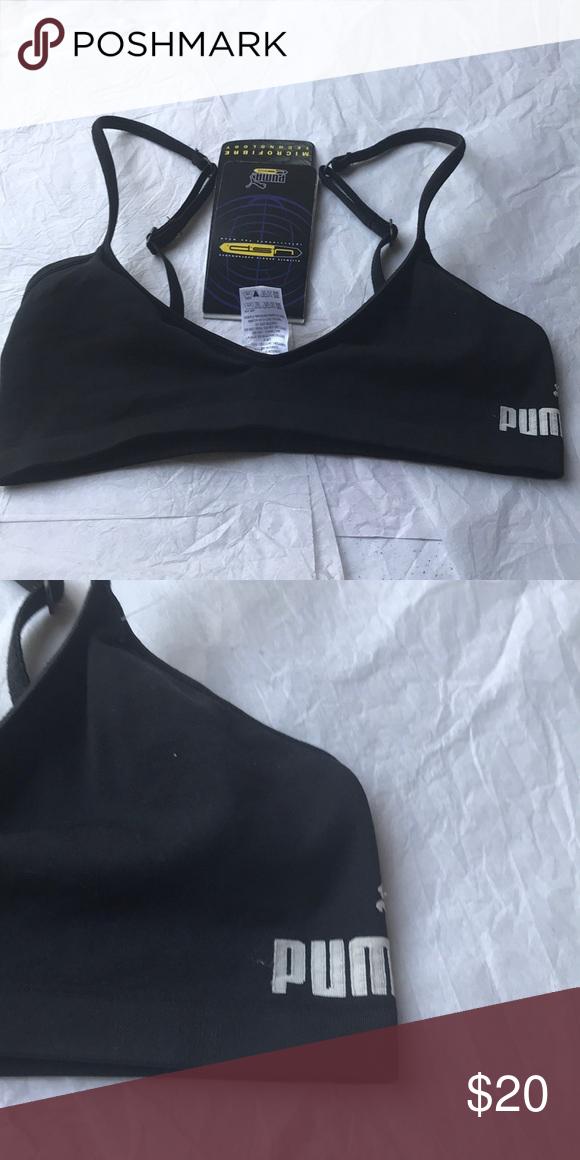 514f4baf7 Bralette Puma Puma Intimates   Sleepwear Bras