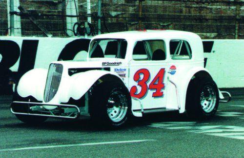 Missouri Legends Cars Legends Information