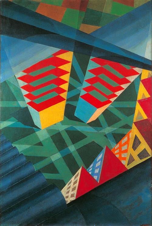 Fedele Azari, 1926.