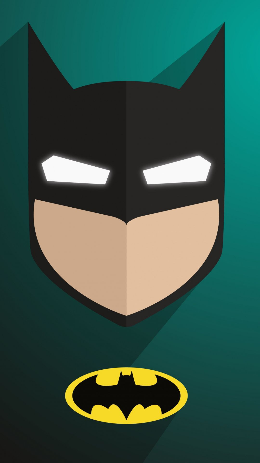 Minimal Batman Logo Art Wallpaper Batman Wallpaper Batman Superman Comic Cute Batman