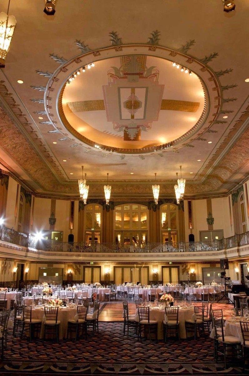 See Hilton Cincinnati Netherland Plaza on WeddingWire