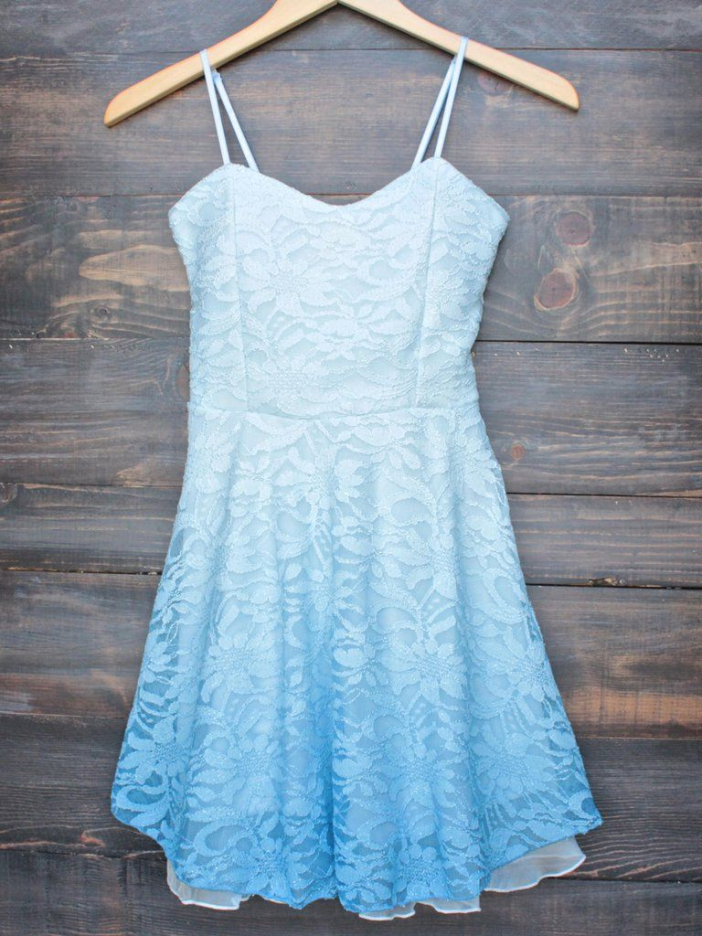 homecoming dress spaghetti straps lace short prom dress party