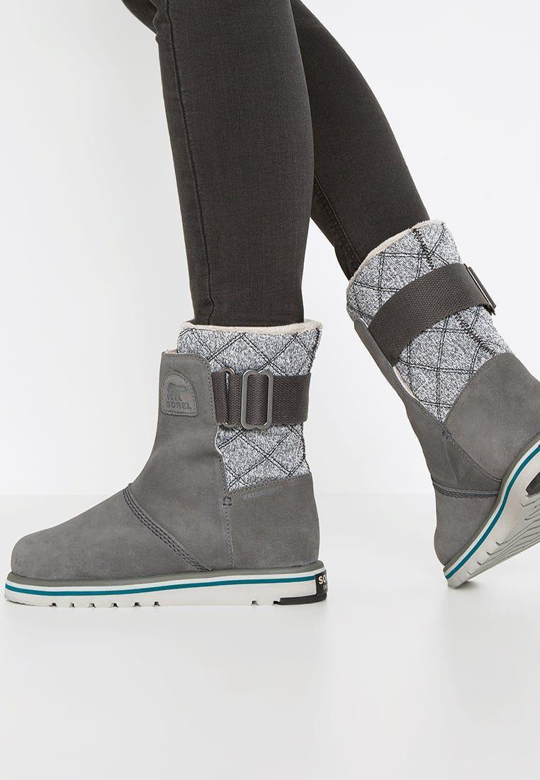 Zapatos azules con velcro Sorel para mujer LBfJK2