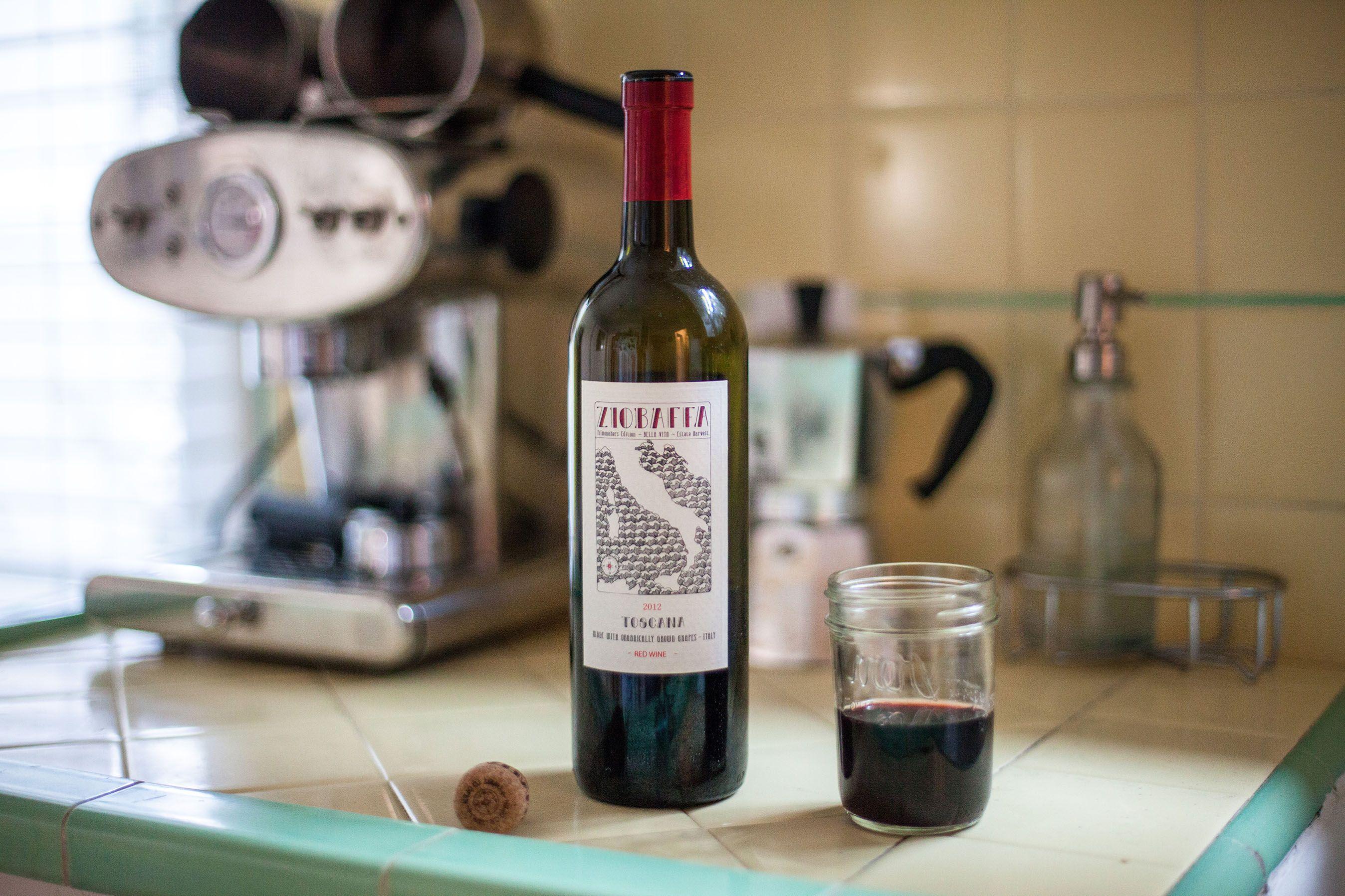 Wine is life...Discover ZIOBAFFA organic Italian wine, sustainably produced in a waste zero facilty. http://www.ziobaffa.com/toscana-rosso  Get updates everyday from ZIO social community .  #LIVELIFEBEAUTIFULLY #organicwine #redwine #winelovers #vegan