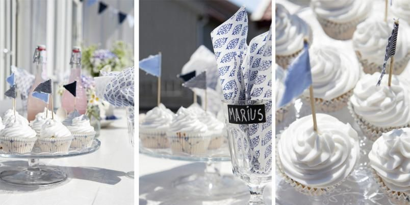 Great ideas for a garden party, from Huseby Living