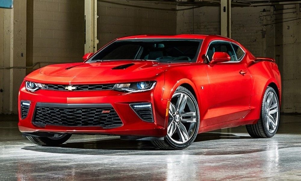 Top 5 Most Significant Improvements Of New 2016 Camaro Http Www