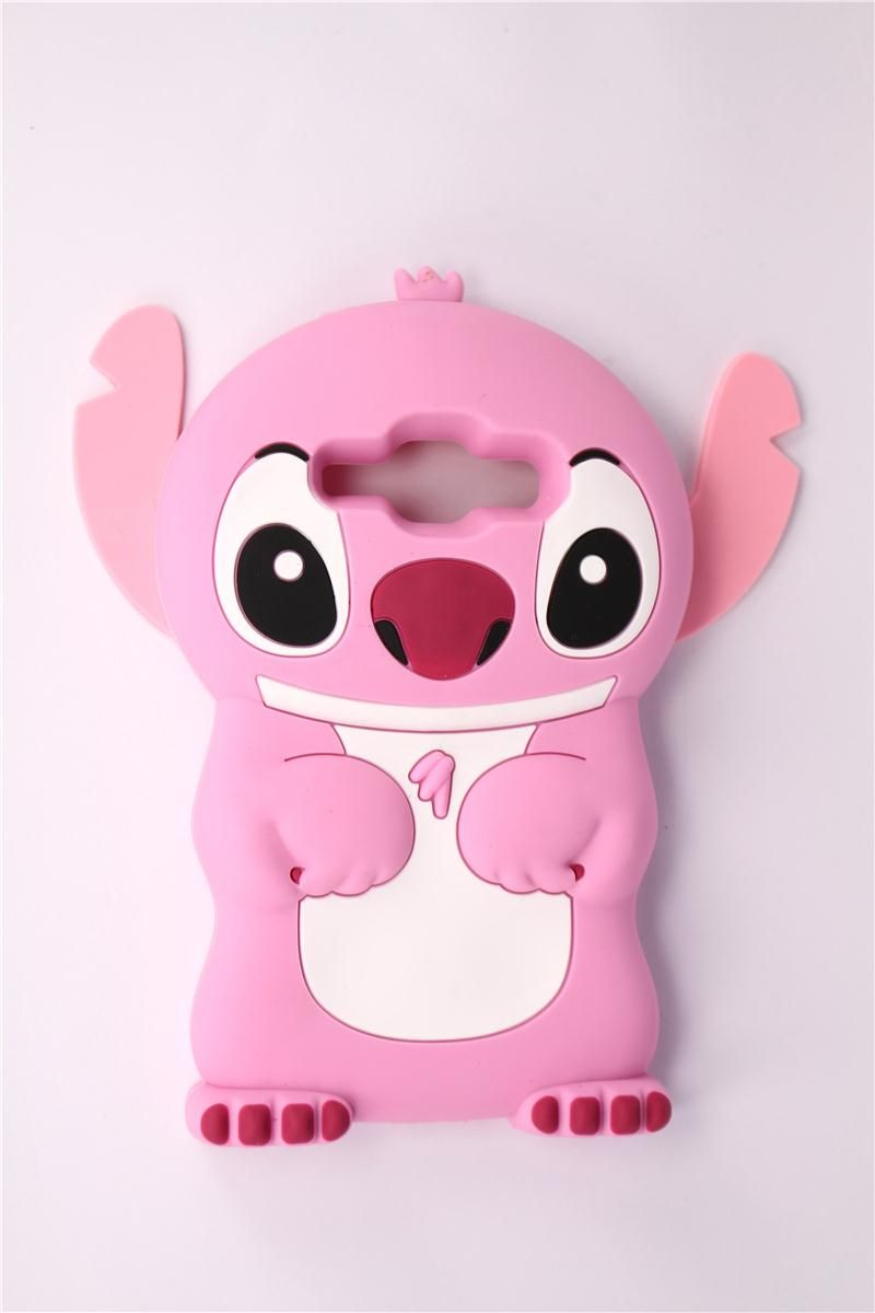 c7bb67117c24f Case For SAMSUNG GALAXY J1 High Quality Inexpensive Cartoon Lovely Pink  Stitch Shape Soft Silicone Mobile Phone Case Back Cover