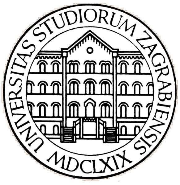 Logo University Of Zagreb Faculty Of Textile Technology Master In Textile And Fashion Design Zagreb University Logo Croatian Language