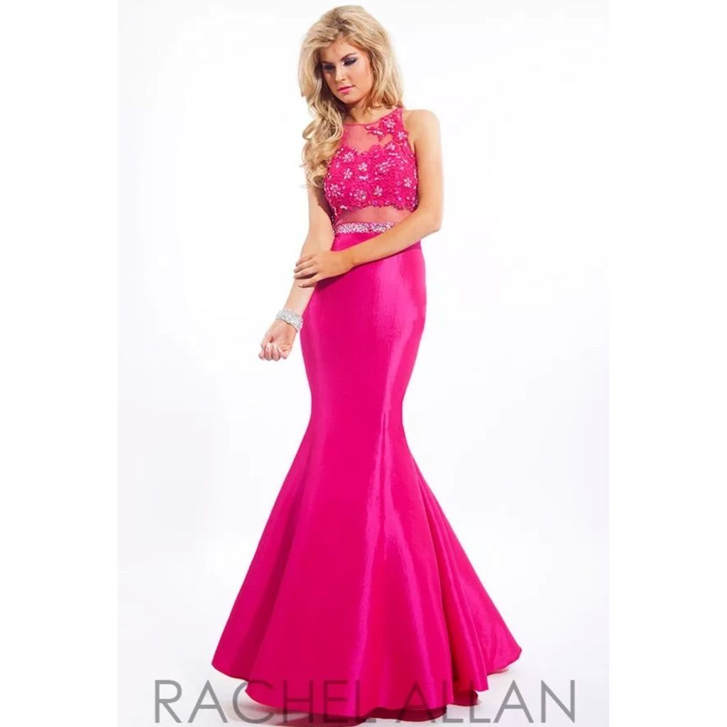 Black Friday Sale Rachel Allan Prom Dress