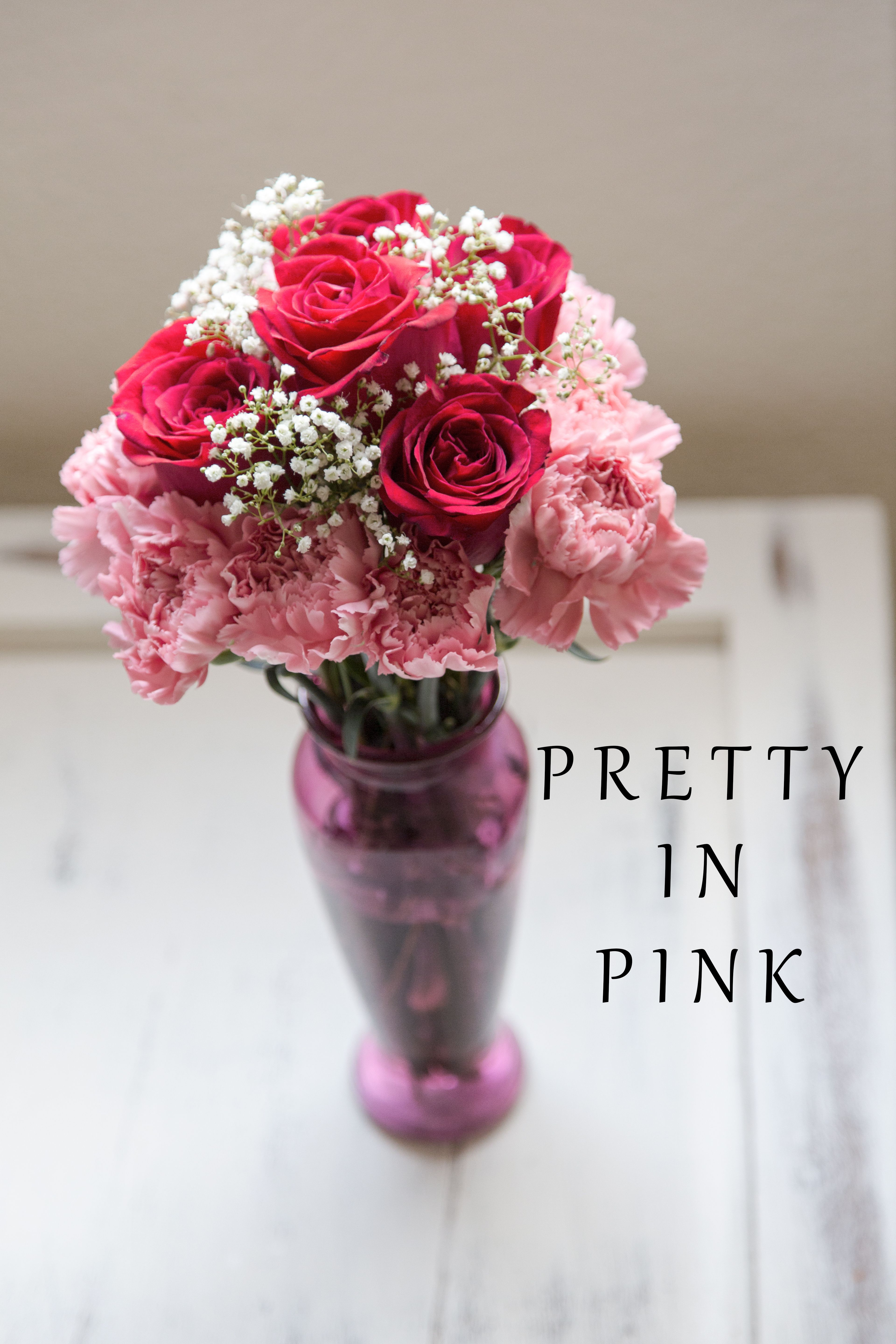 Pin by Alexia's Garden on Flowers Pretty in pink