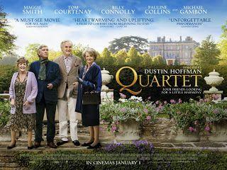 Film and Cinema: ParaReviews: Quartet
