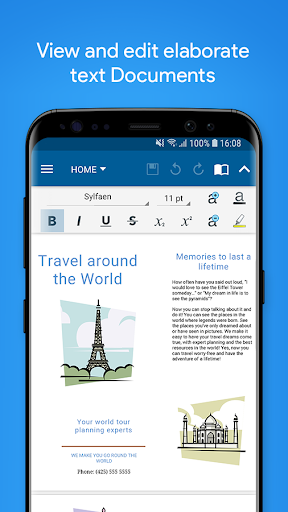 OfficeSuite Free Office, PDF, Word,Sheets,Slides APK