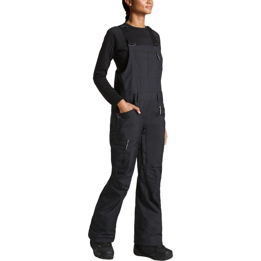 ae7ae46b3 The North Face - Shredromper Bib Pant - Women's - Tnf Black   Needs ...