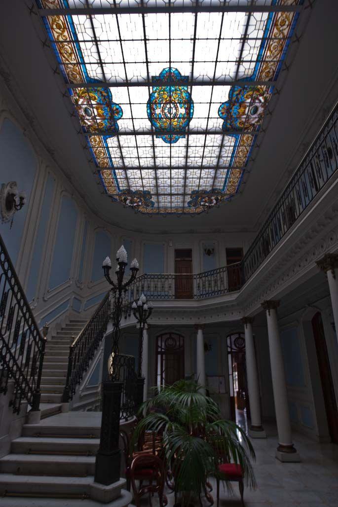Palacio De Balsera Aviles Asturias Modernismo Principado De