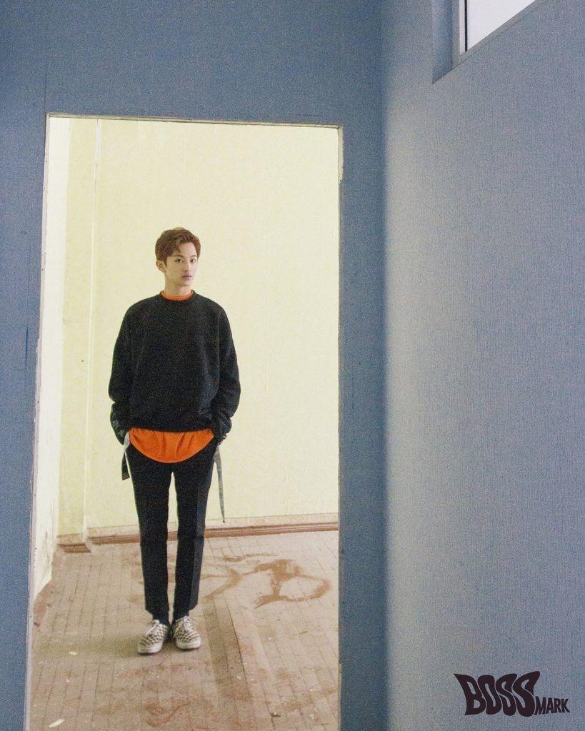 NCT U BOSS Photo Teaser Mark 02 19 2018   NCT in 2019   NCT, Mark