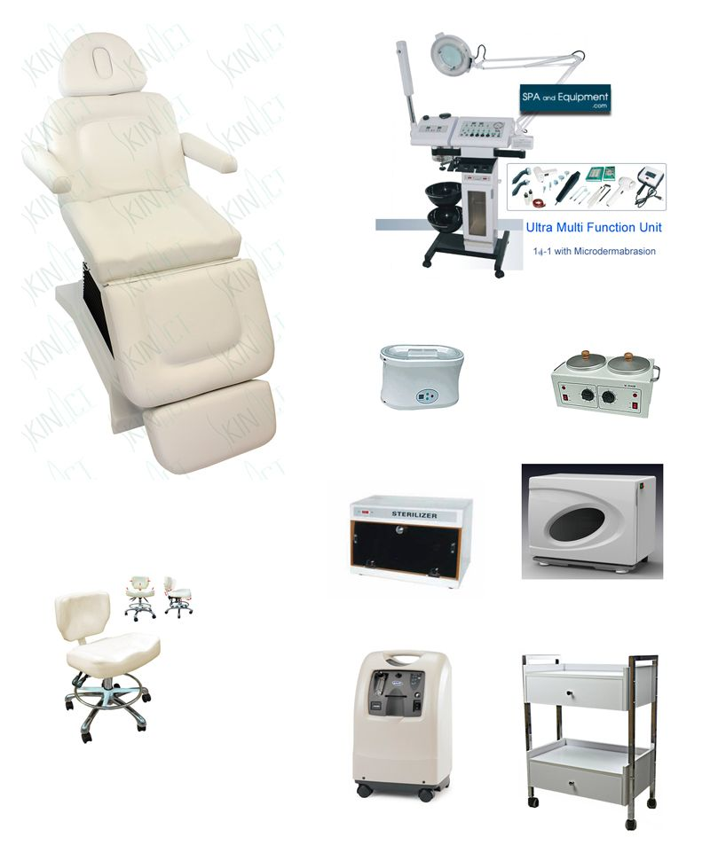 Lux II Spa Equipment Package | Spa Equipment & Tools in 2019