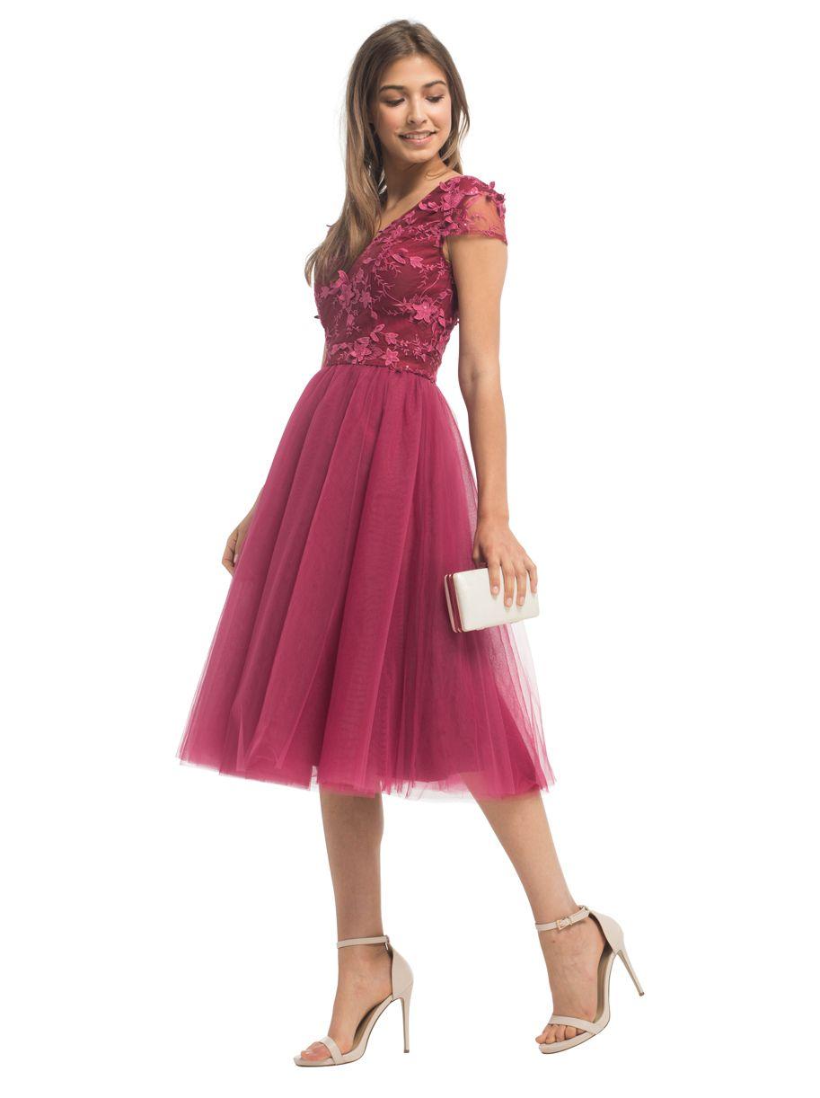 Chi Chi Madeleine Dress - chichiclothing.com   Elegant Dress ...