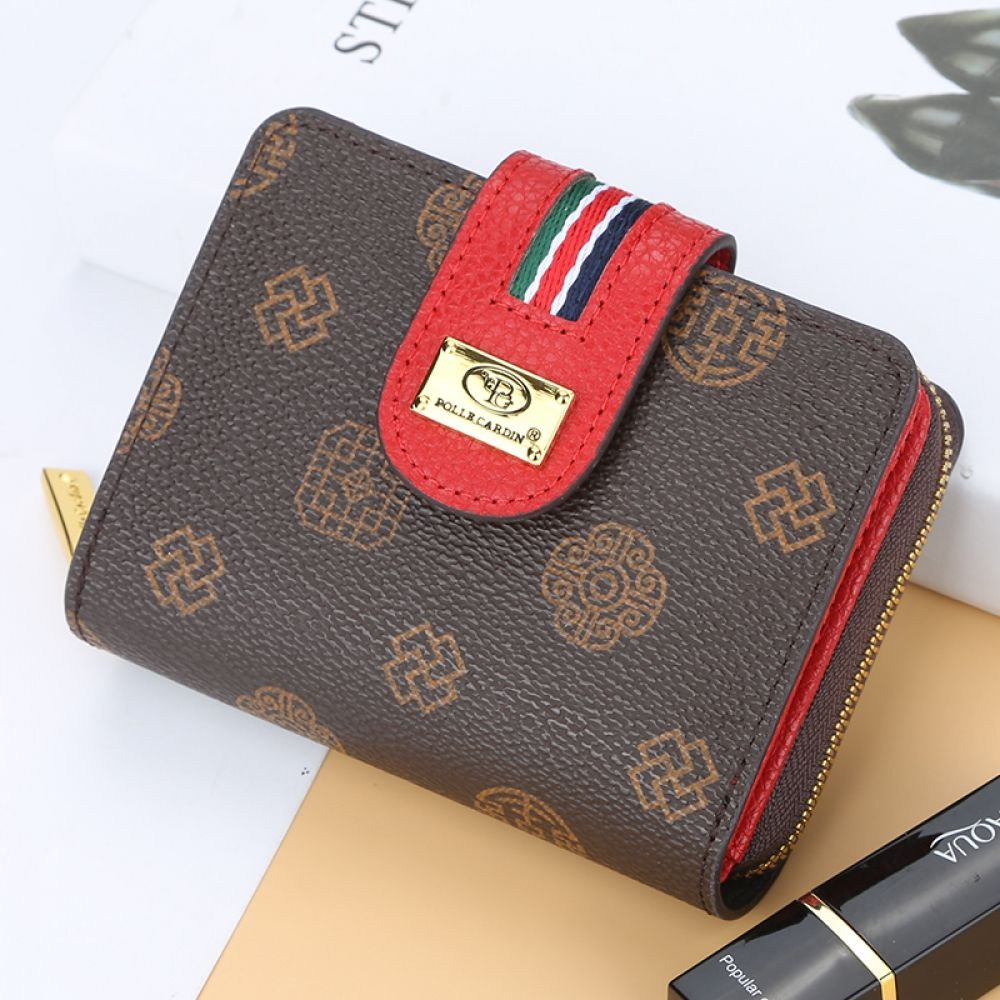 Women Wallets Female Leather Hasp Coin Purse Vintage Fashion Small Card Holder