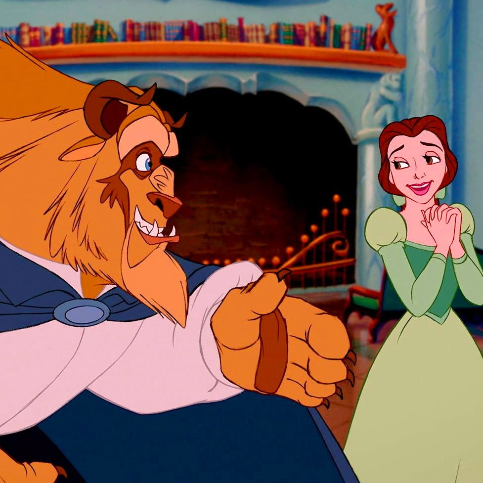 Beauty And The Beast.... Wouldn't Take As Old As Time Be A