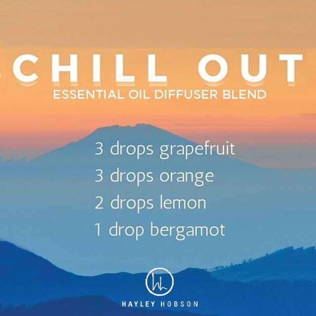 Going on vacation? Or do you need a vacation? How about a moment to yourself free from chaos? Life is too short to feel stressed all the time. When I need to just chill out I combine grapefruit, orange, lemon and bergamot oils and diffuse them to enhance my calm. We all need to take time to relax and regain our balance. www.hayleyhobson.com