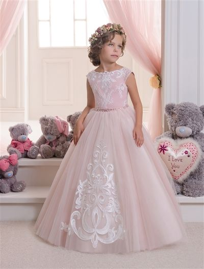 Boutique Girls Dresses 14