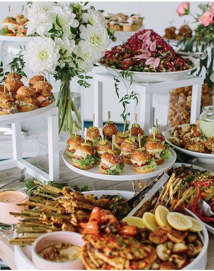 Hayat & Fay Catering in 2019 Catering, Wedding, Birthdays