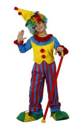 9660c91ac63 Deguisement Clown Pompon - Enfant | carnaval