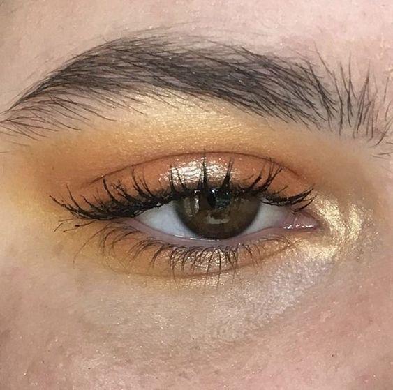 # maquillaje # belleza #natural # ojos