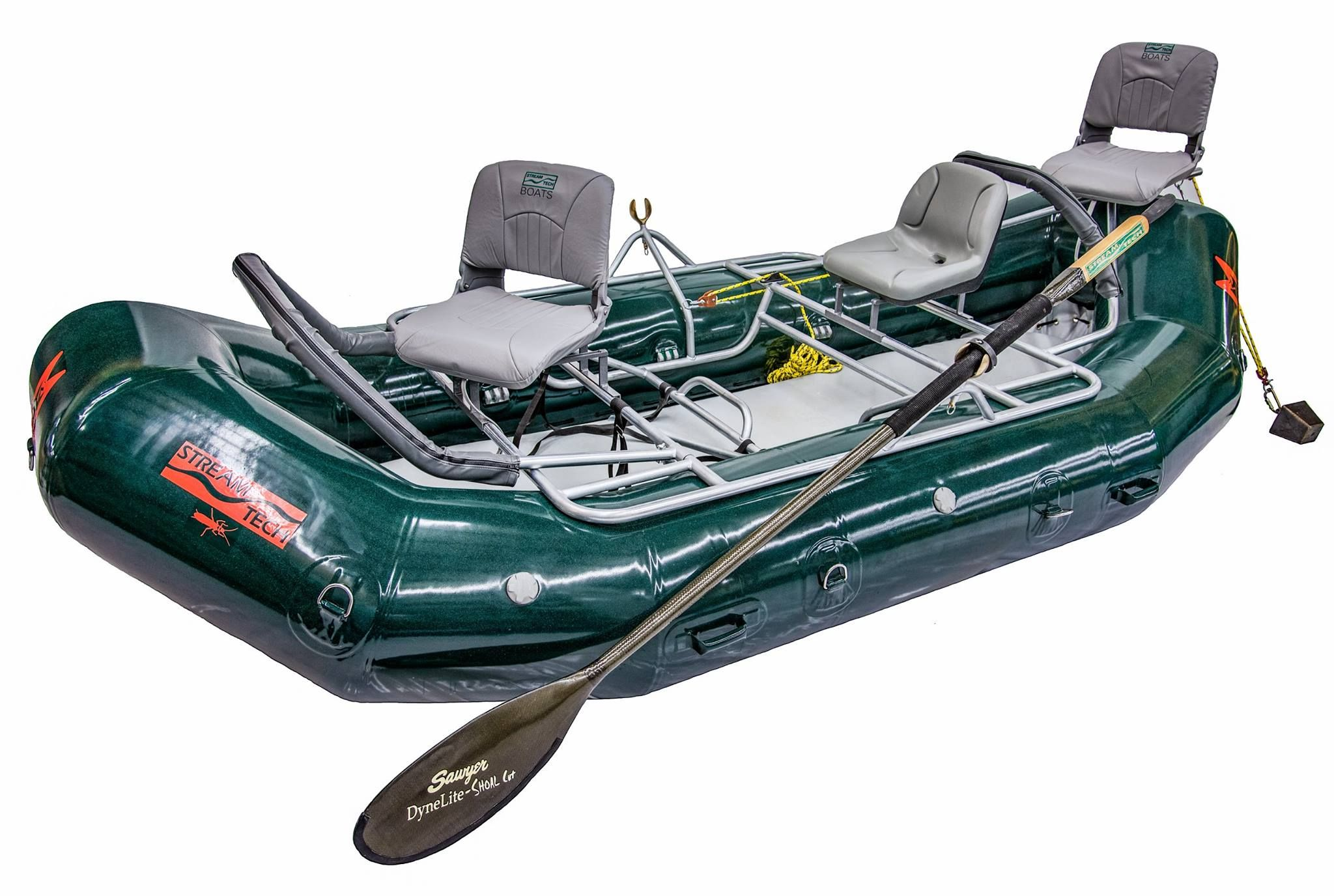 The 2017 Streamtech Salmonfly Inflatable Drift Boat Base Package By Link Jackson Fly Fishing Boats Fly Fishing Fly Fishing Gear