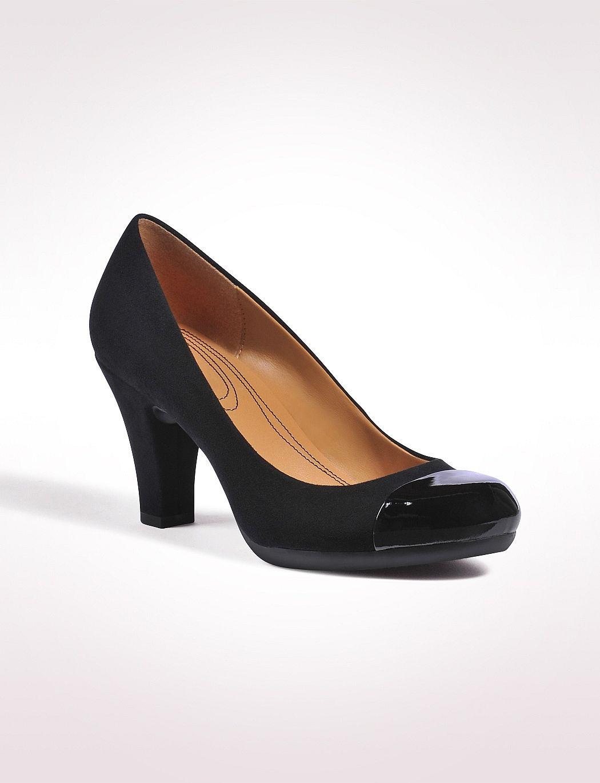 2 1 2 Inch Heel Heels Shoes Nice Shoes