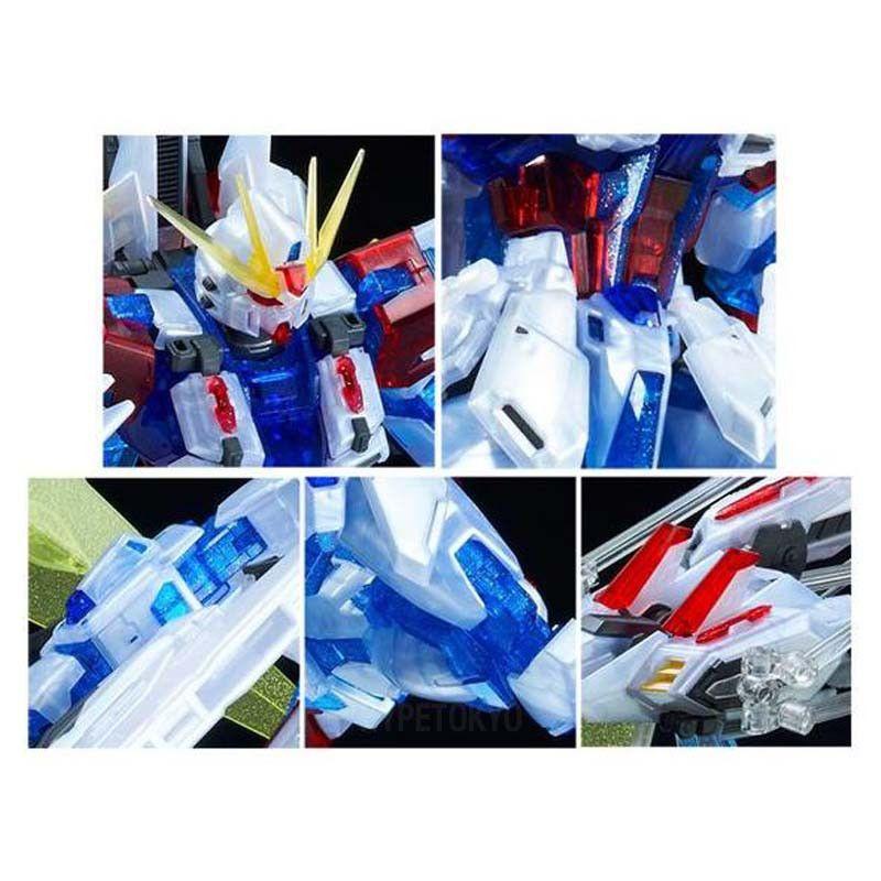 Gundam Build Fighters MASTER GRADE : Star Build Strike Gundam [RG System]