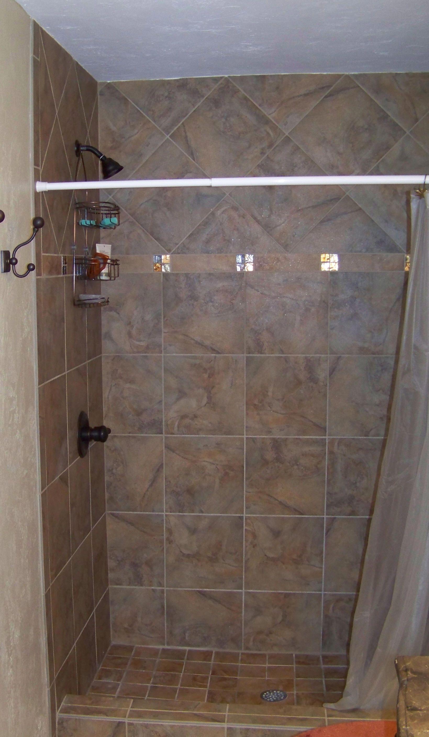 Floor To Ceiling Tile Shower Httpcreativechairsandtables
