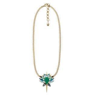 Tropical Emblem Necklace