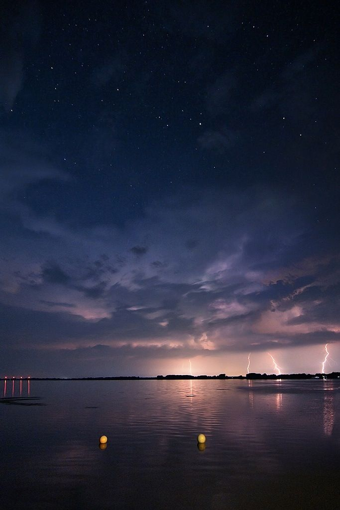 Storm on the water