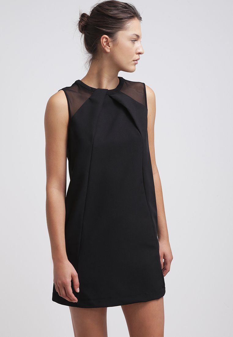 SUITEBLANCO Cocktailkleid / festliches Kleid - black - Zalando.de ...