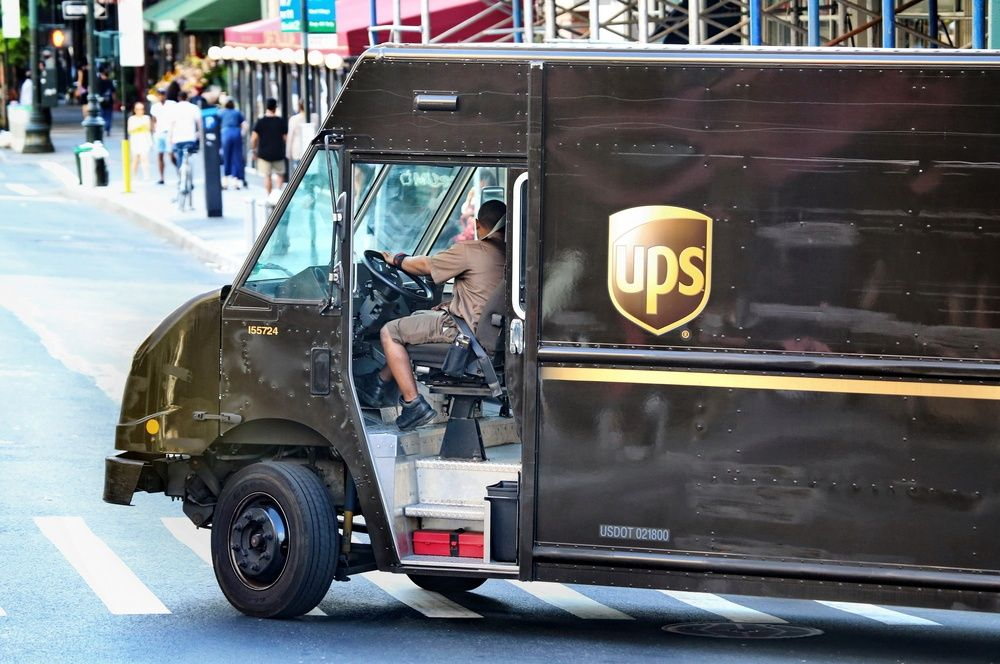 UPS To Add Surcharges to Black Friday, Christmas Shipments