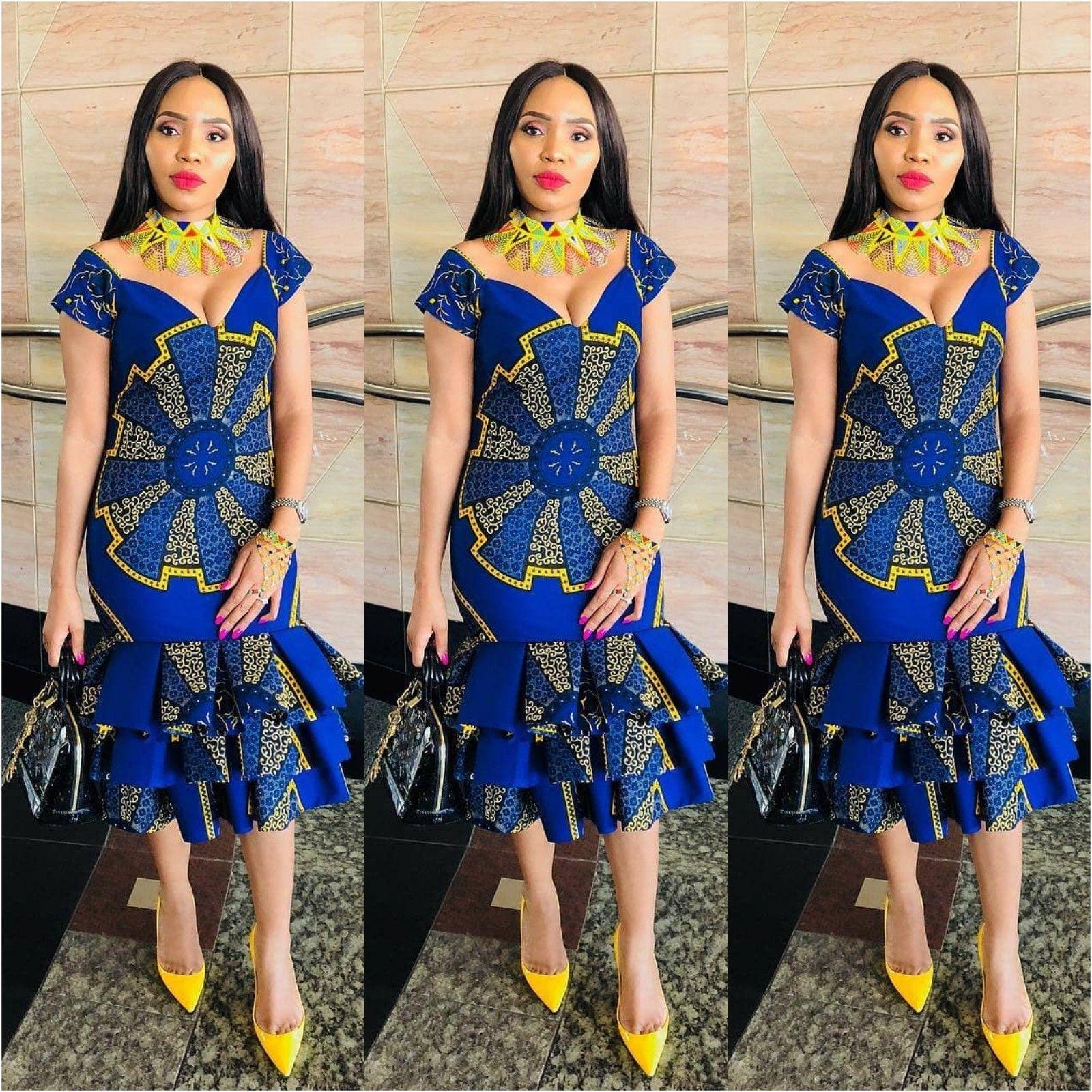 30 Latest Kitenge+ Kitambaa Fashion Styles 2019 | African ...
