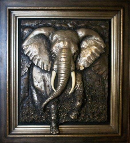 metal relief repujado pinterest essayer tableau et. Black Bedroom Furniture Sets. Home Design Ideas