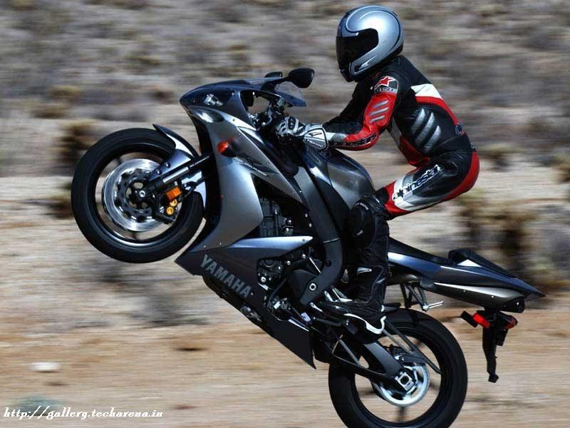 Black Yamaha Jump Bikes Wallpaper Hd 1080p Motorcycle Bike