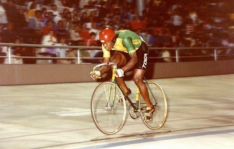 Nelson Vails The Cheetah Hero Track Cycling Cheetah Cycling