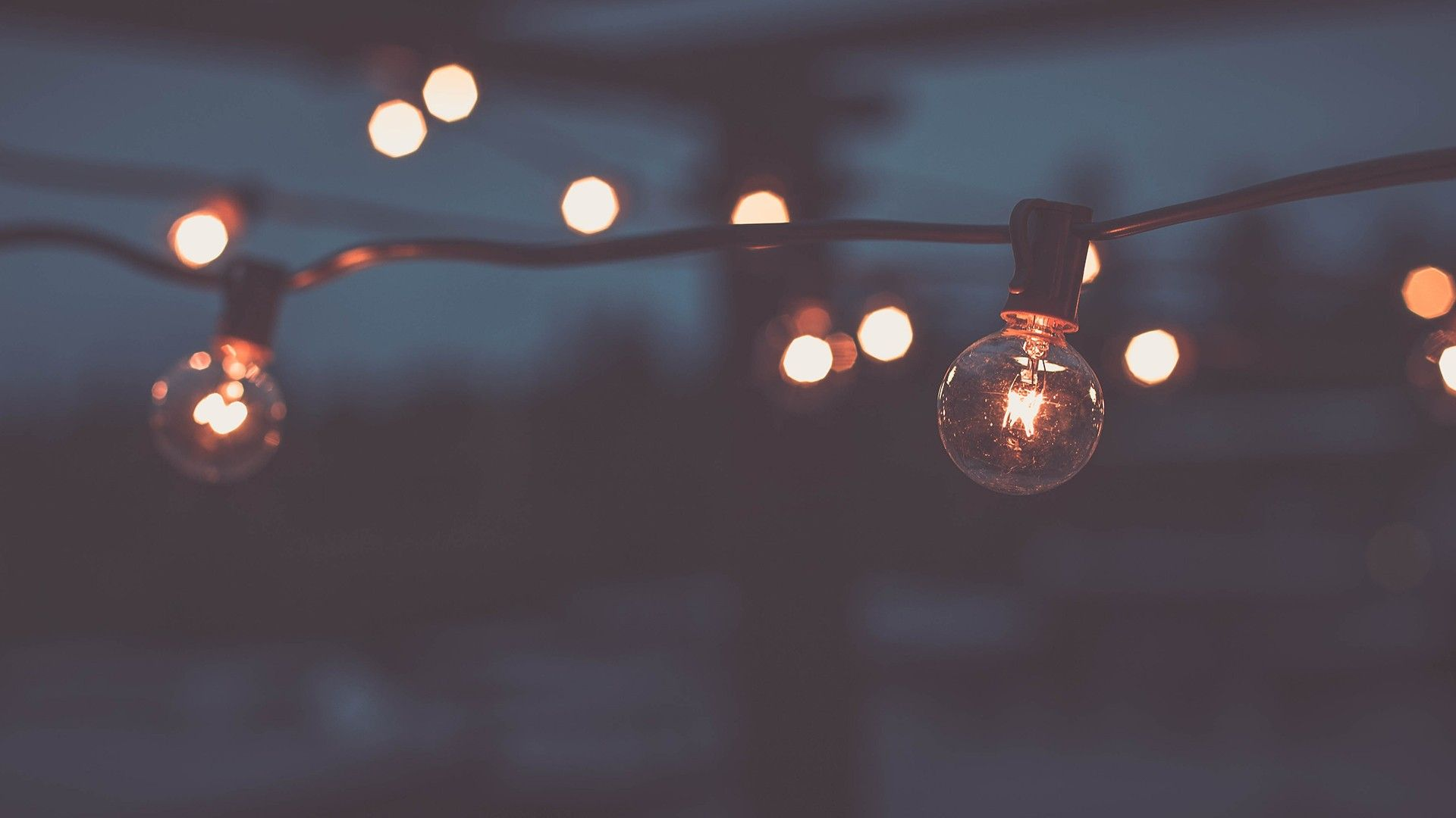 Bokeh Light Bulbs Wallpaper Meh Ro Desktop Wallpapers Tumblr Aesthetic Desktop Wallpaper Desktop Wallpapers Backgrounds