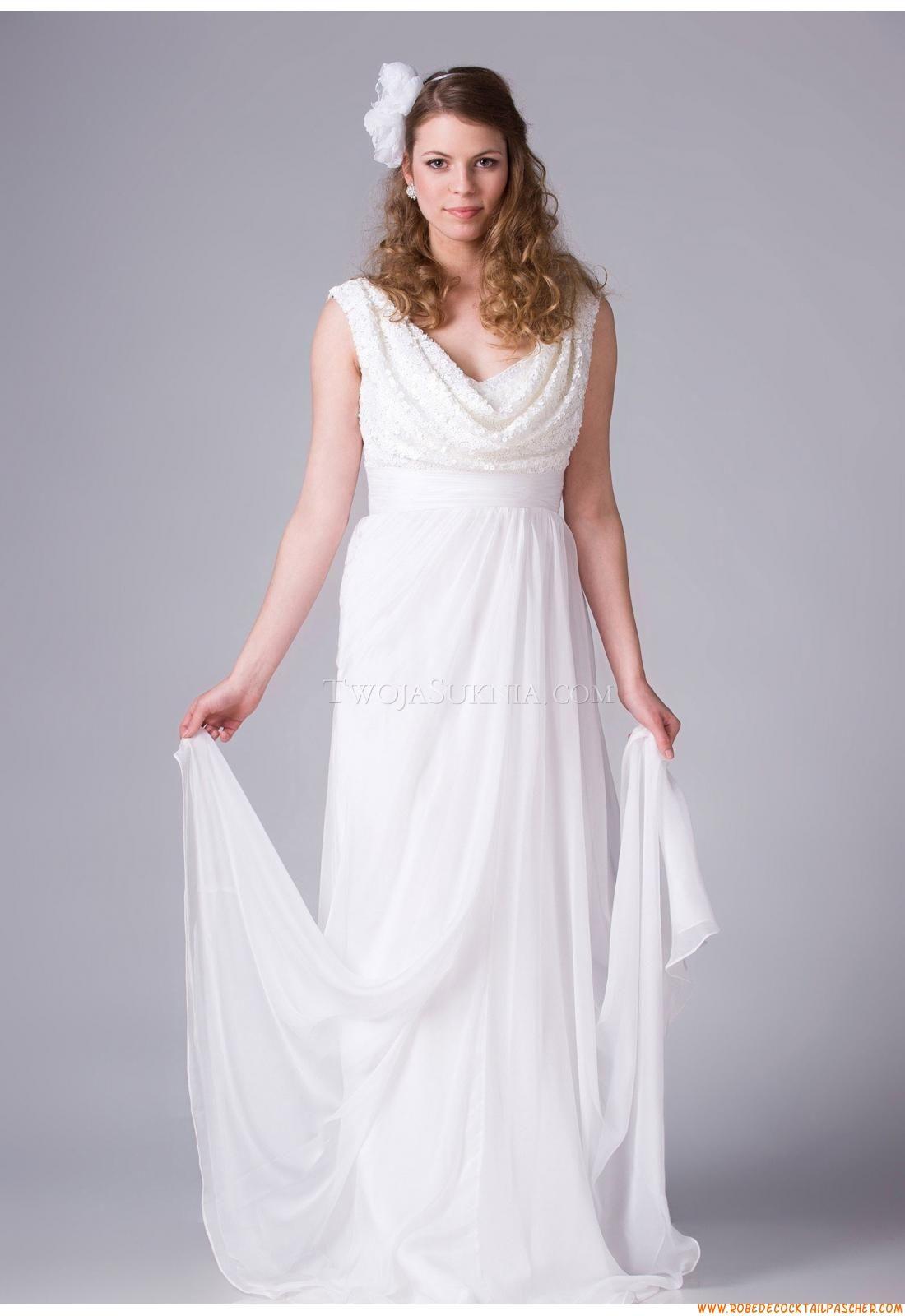 Robe de mariée Novia Blanca Cannis 2013
