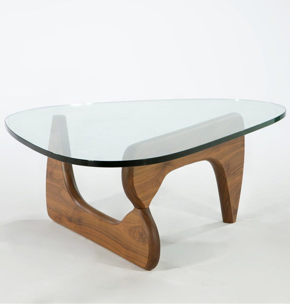 Chris Triangle Coffee Table In 2021 Noguchi Coffee Table Coffee Table Coffee Table Wood [ 1045 x 1000 Pixel ]