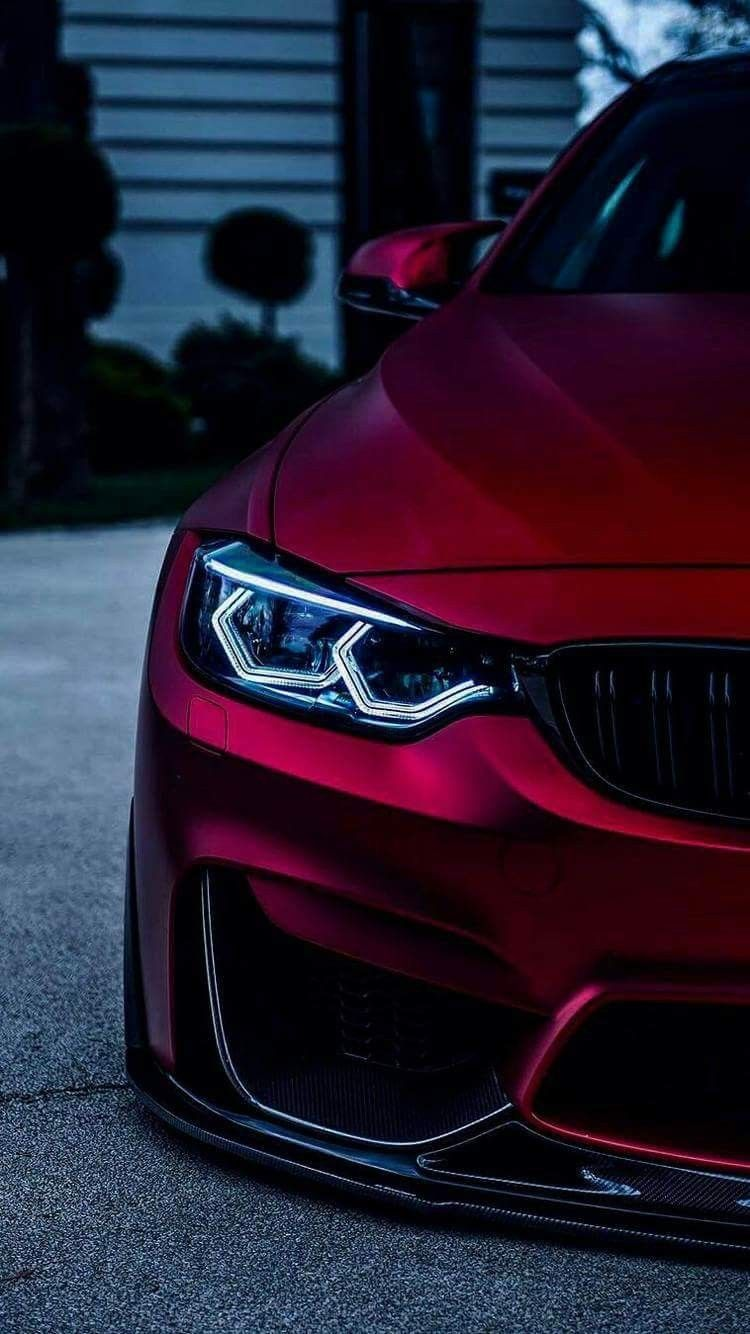 Bmw F82 M4 Red Coches Pinterest